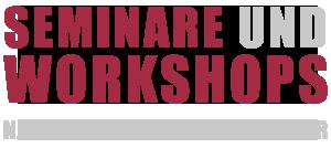 Seminare und Workshops - Naturheilpraxis Buchberger